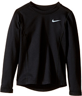 Nike Kids - Warm Long Sleeve Crew Base Layer Top (Little Kids)