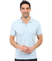 Calvin Klein - Slim Fit Liquid Cotton Pocket Polo Shirt