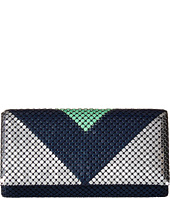 Jessica McClintock - Cassie Color Block Clutch
