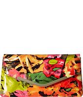 Jessica McClintock - Arielle Floral Envelope Clutch