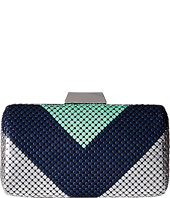 Jessica McClintock - Callie Color Block Minaudiere