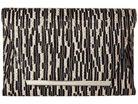 Jessica McClintock Ryder Sequin Envelope Clutch