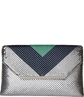 Jessica McClintock - Keria Color Block Envelope Clutch