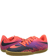 Nike Kids - Jr Hypervenom Phelon II IC Soccer (Toddler/Little Kid/Big Kid)