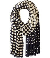 Marc Jacobs - Degrade Check Oblong Scarf