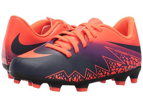 Nike Kids Jr Hypervenom Phade 2 FG Soccer (Little Kid/Big Kid)