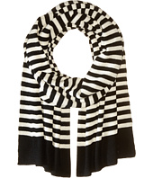 Marc Jacobs - Logo Stripe Scarf