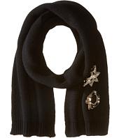 Marc Jacobs - Embellished Cashmere Scarf
