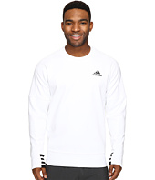adidas - Sport ID Bonded Fleece Pullover Crew