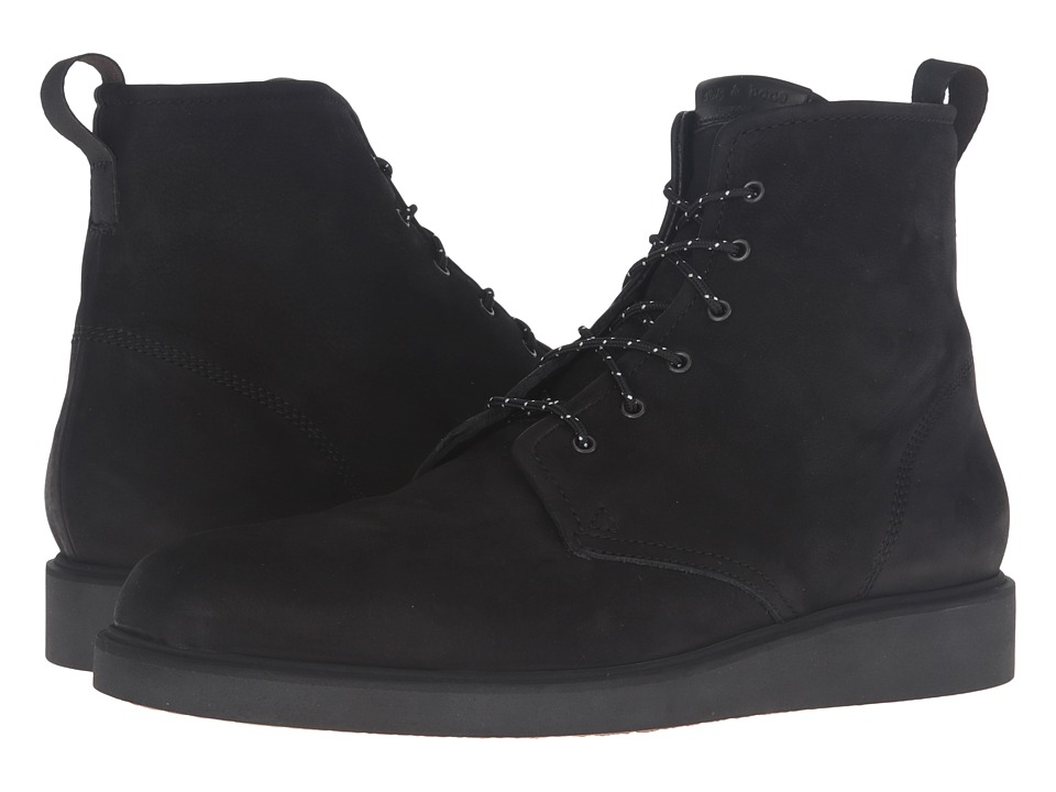 rag & bone Elliot Lace Boot (Black) Men