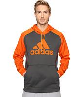 adidas - Team Issues Fleece Pullover Hoodie - Applique