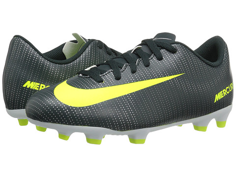 Nike Kids Jr Mercurial Vortex III CR7 FG Soccer (Little Kid/Big Kid)