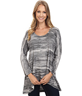 Nally & Millie - Black Grey Tunic