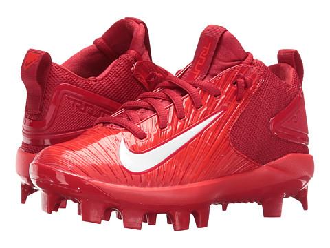 Nike Kids Trout 3 Pro BG Cleated Baseball (Big Kid) - Varsity Red/Light Crimson/White