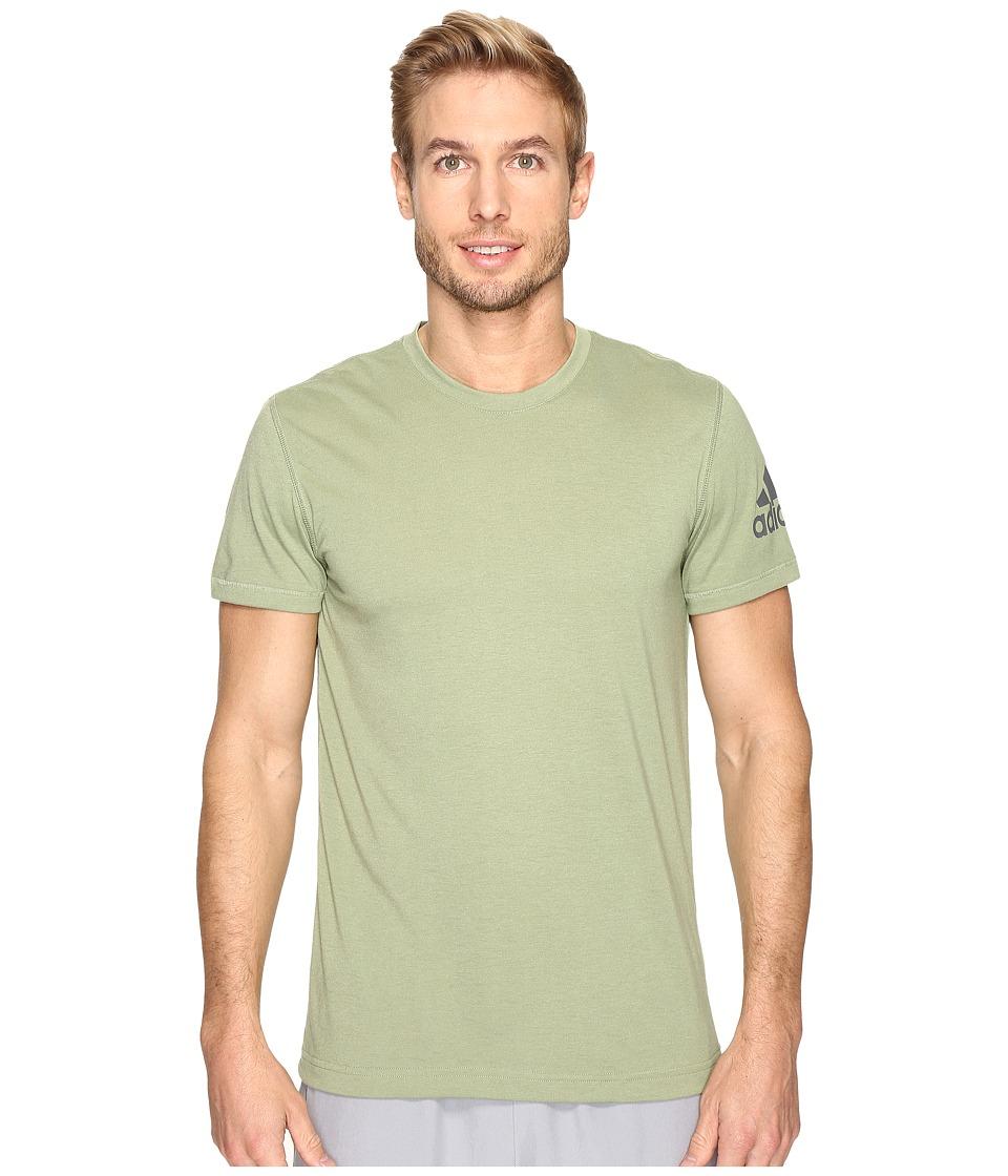 adidas Prime Tee (Tent Green) Men
