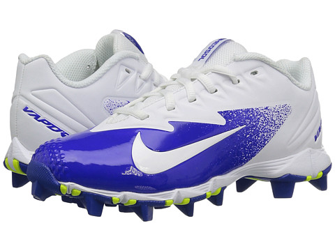 Nike Kids VPR Ultrafly Keystone BG Baseball (Big Kid) - Racer Blue/Volt/White