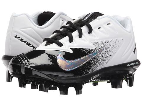 Nike Kids Vapor Ultrafly Pro MCS BG Baseball (Big Kid) - Black/White