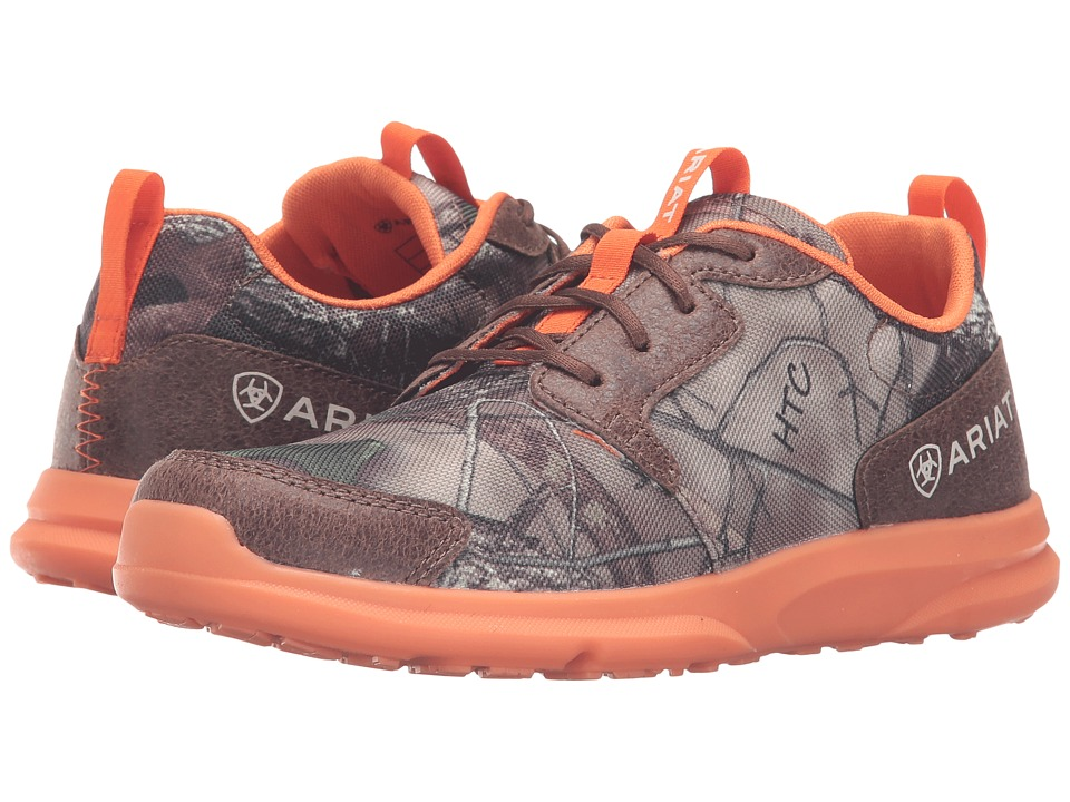 Ariat Kids - Fuse (Toddler/Little Kid/Big Kid) (Camo Mesh) Boys Shoes