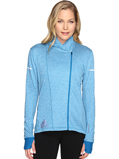 Adidas Sequencials Climaheat Wrap Womens Jacket (Unity Blue)