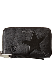Marc Jacobs - Star Patchwork Zip Phone Wristlet