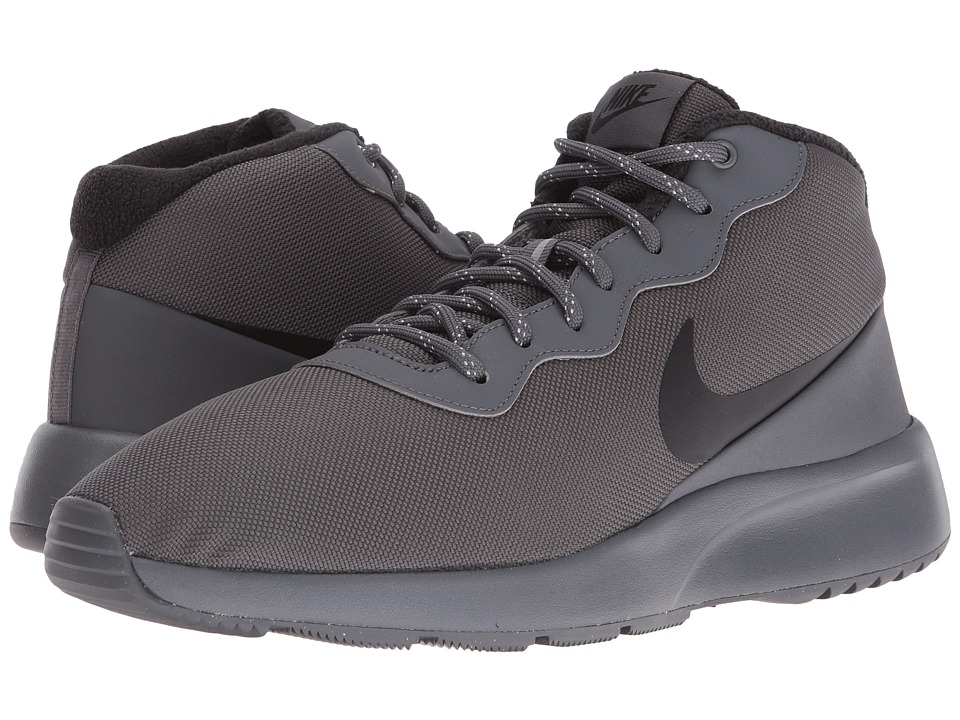 Nike Tanjun Chukka (Dark Grey/Black/Green Glow) Men