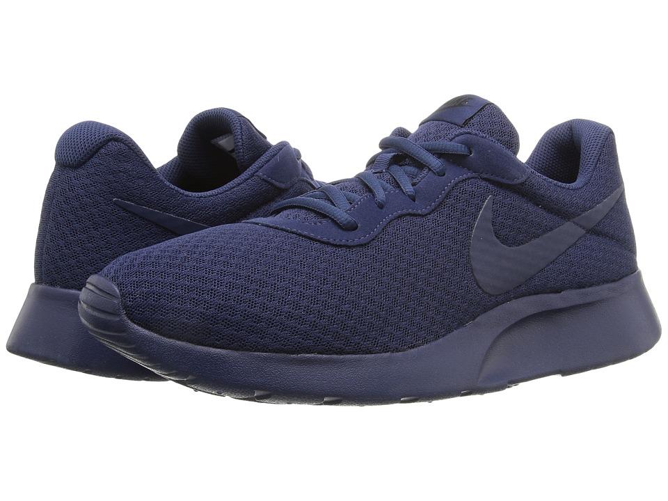 Nike - Tanjun (Midnight Navy/Midnigh Navy/Black) Mens Running Shoes