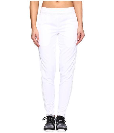 adidas Tiro 15 Training Pant - White/White