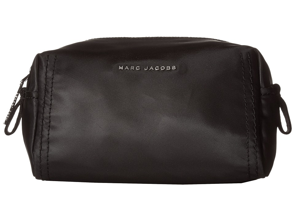 Marc Jacobs - Easy Cosmetics Large Cosmetic (Black) Cosmetic Case