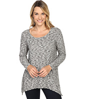 Nally & Millie - Long Sleeve Brushed Sweater Tunic
