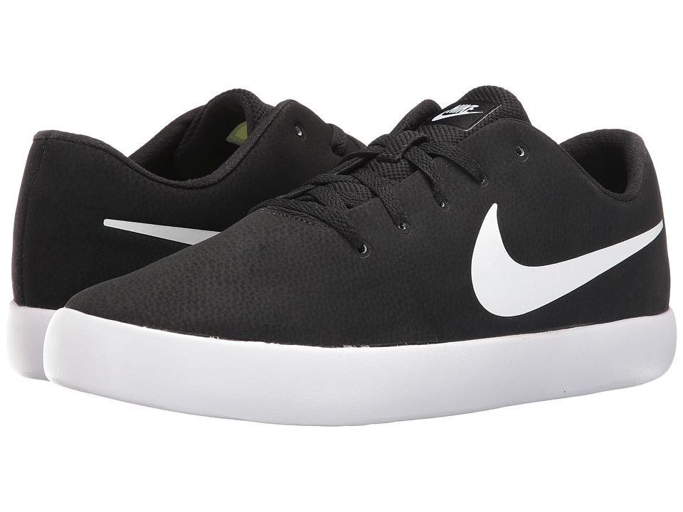 Nike Essentialist Leather (Black/White) Men