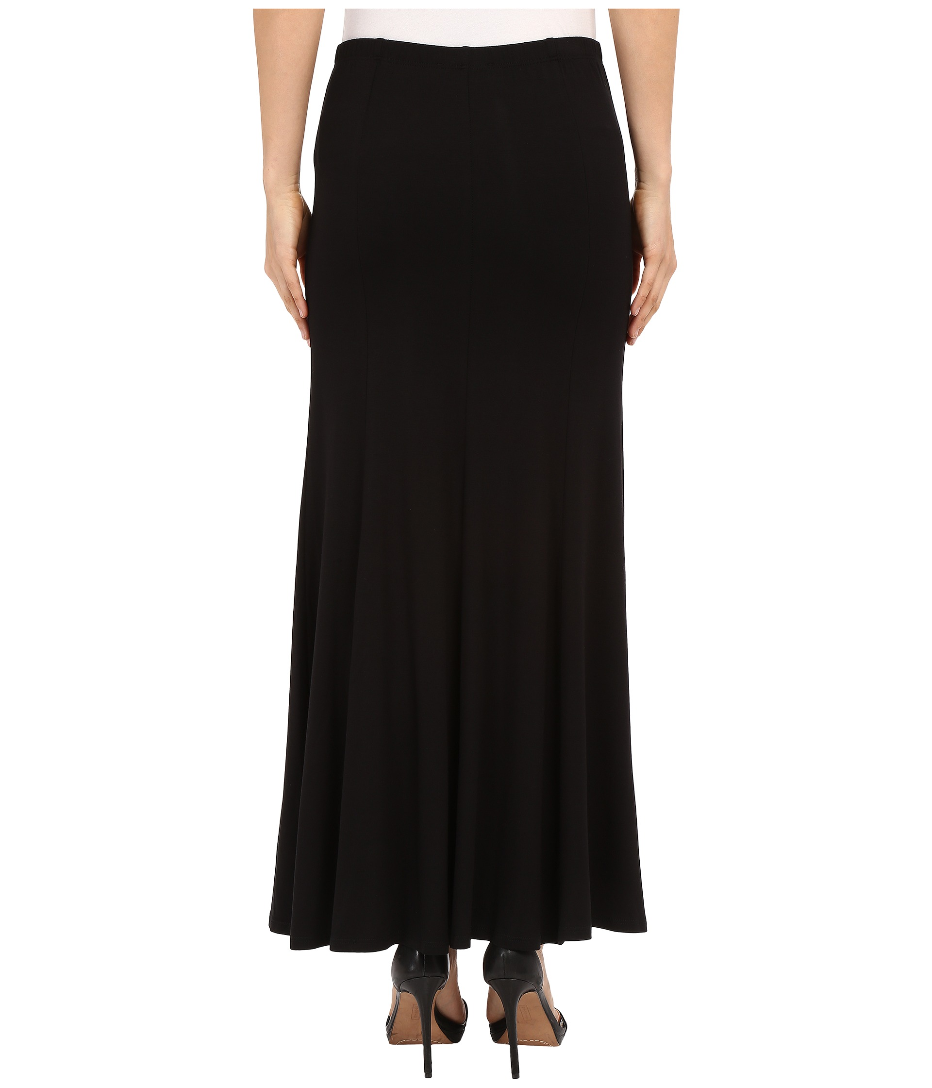 flare maxi skirt zappos free shipping