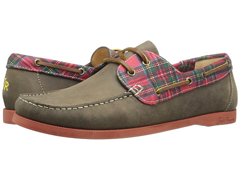 Jack Rogers Easton - Moss Plaid