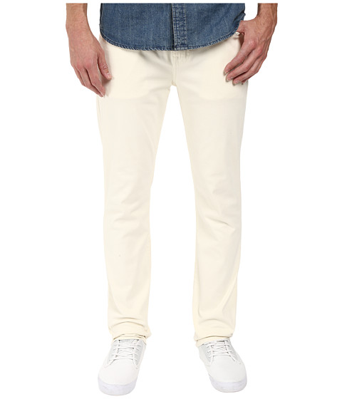 7 For All Mankind The Straight in Bone