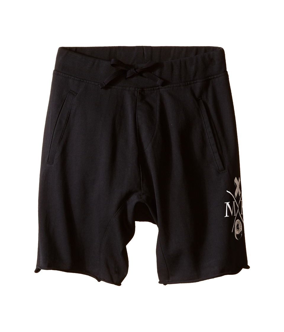 Munster Kids Dum Dum Walkshorts Big Kids Black Boys Shorts