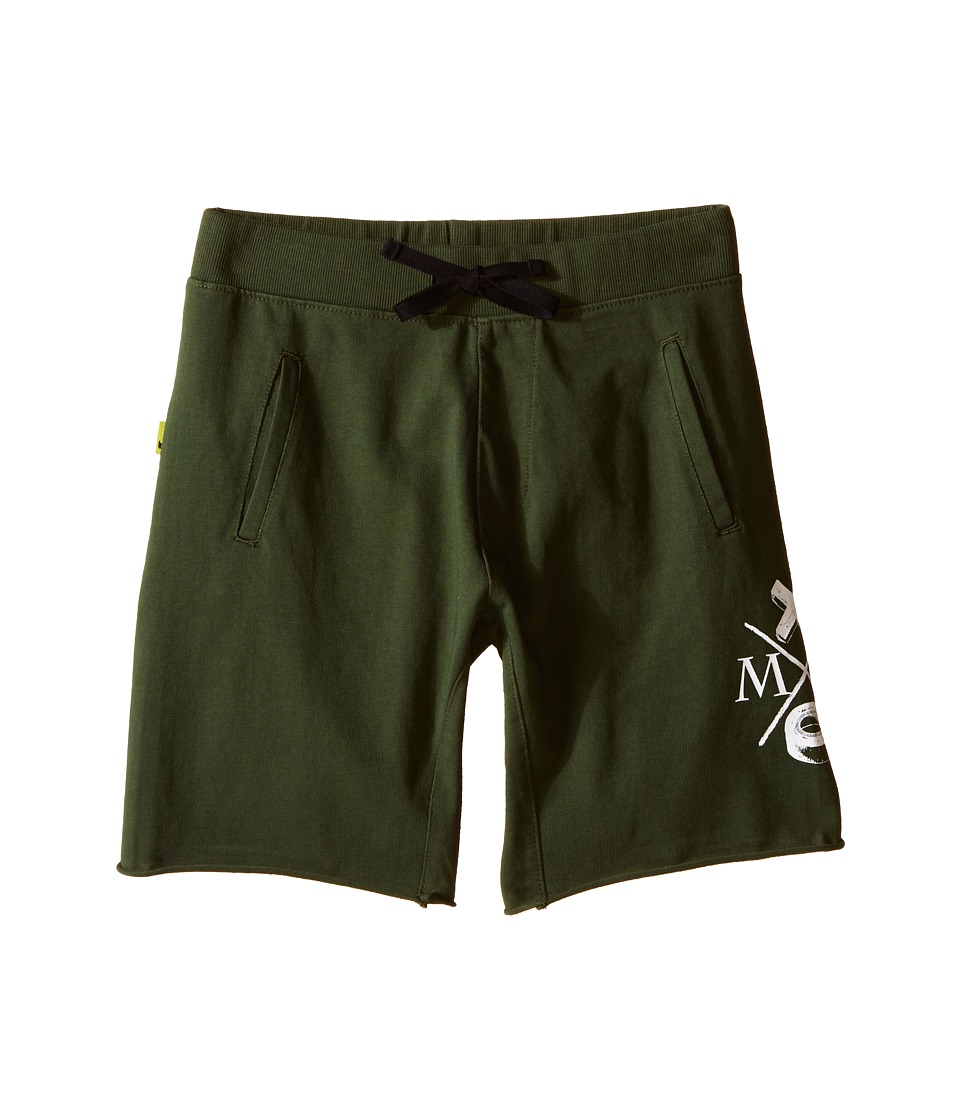 Munster Kids Dum Dum Walkshorts Big Kids Olive Boys Shorts