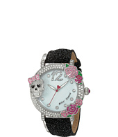Betsey Johnson - BJ00595-02 - Skulls & Roses