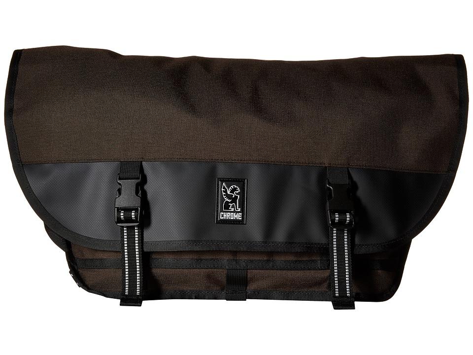 Chrome Citizen Java/Black Bags