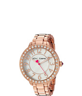 Betsey Johnson - BJ00397-25 - Simple Rose Gold