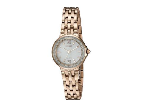 Citizen Watches EM0443-59A Diamond - Gold
