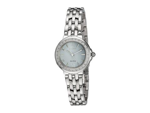 Citizen Watches EM0440-57A Diamond - Silver