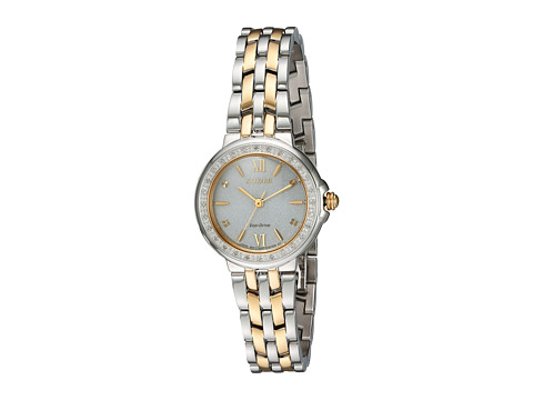 Citizen Watches EM0444-56A Diamond - Two-Tone