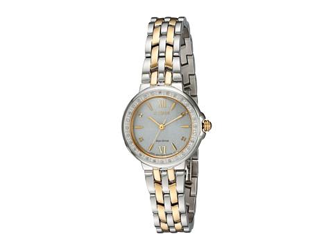 Citizen Watches EM0444-56A Diamond - Two-Tone