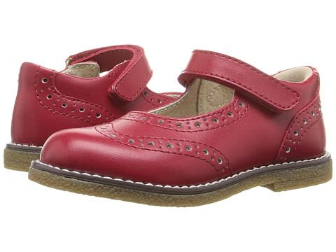 FootMates Lydia (Toddler/Little Kid) - Apple Red