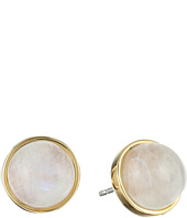 Elizabeth and James - Cabachon Moonstone Set Earrings