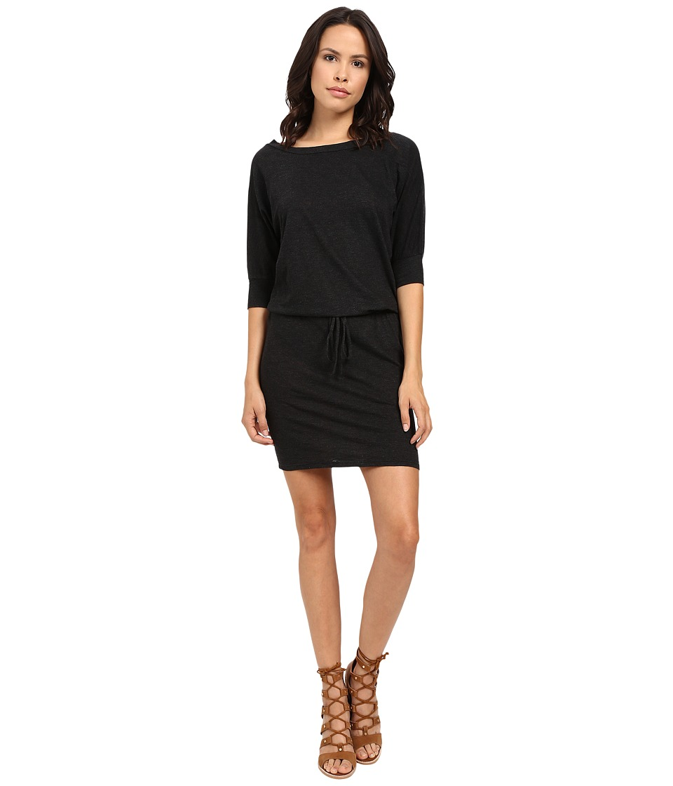 Lanston Boyfriend Dress Black Womens Dress