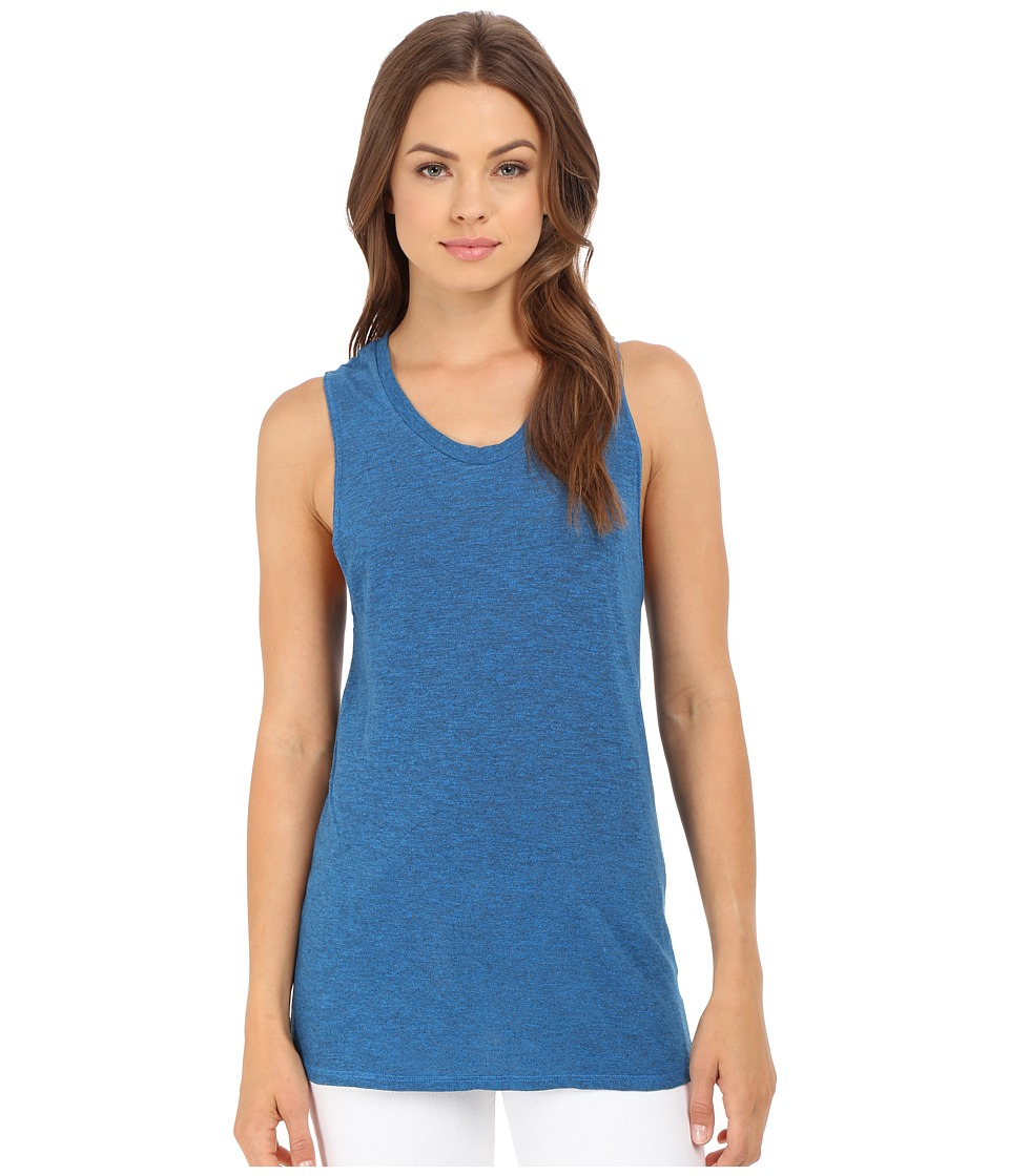 Lanston Muscle Tank Top Caribbean Womens Sleeveless
