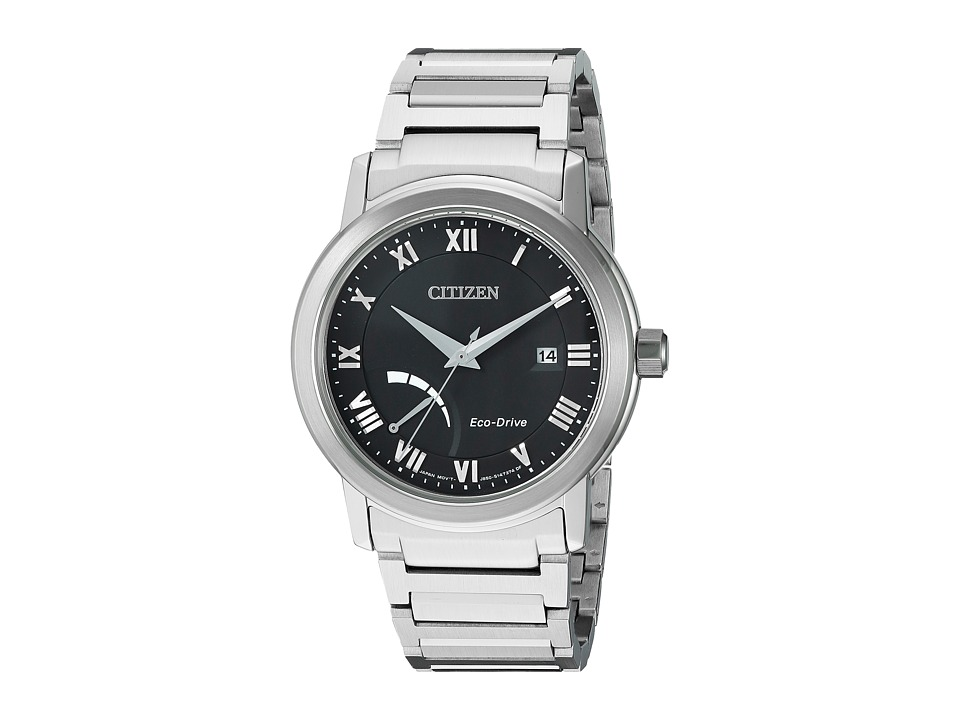 Citizen Watches - AW7020-51E Dress (Silver) Watches