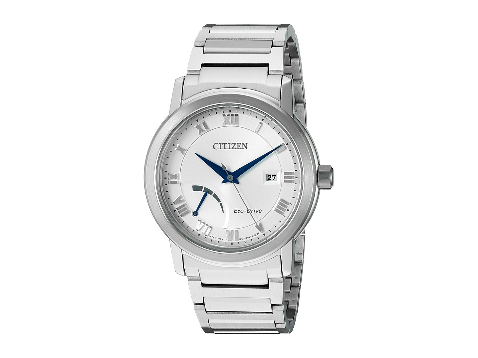 Citizen Watches - AW7020-51A Dress (Silver) Watches