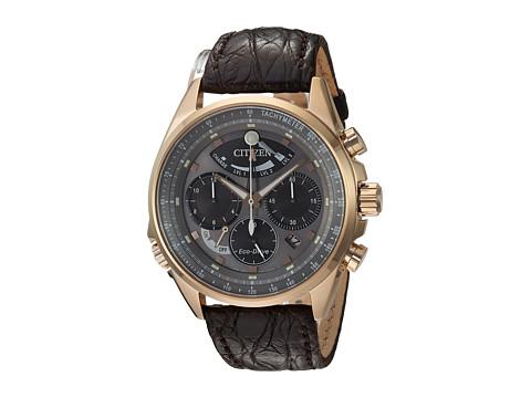 Citizen Watches AV0063-01H Calibre 2100 - Brown
