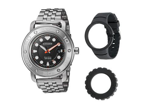 Citizen Watches AW1530-65E Eco Diy - Silver/Black